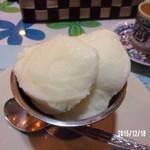 ウスキュダル - トルキッシュアイス600円