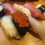 きよせ寿司 - 料理写真:お寿司