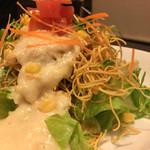 旬まる - バリバリ山芋サラダ