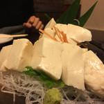 旬まる - もちもち豆腐