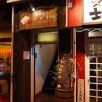 シチューとラクレットの店 cocotte - 入口