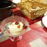 シチューとラクレットの店 cocotte - デザート
