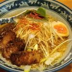 田能久 - 料理写真:20151218 ネギチャーシューの味噌