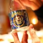 深川ふぁみりー酒場 なんでや - 日本酒