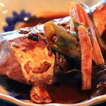 茶房 たんぽぽ - 鯖の味噌煮