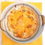バー&グリル - グラタンランチ 1100円 のまいたけと2のチーズのグラタン