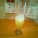 四恵菜 - 生グレープフルーツジュース