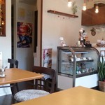 ビーンズ カフェ - 店内