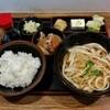 あかねうどん - 料理写真:うどん定食(600円)