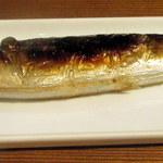 いやいやえん - 秋刀魚