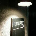 ヘンドリクス カリー バー - 店の「ロゴ」