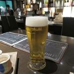 和風肉匠 六感 - 生ビール