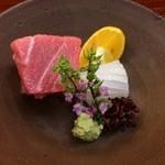 日本料理 ましの - お造り
