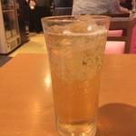 サイノ - 生姜酒のジンジャー割り