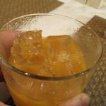 鶏道 - 果実酒 柿