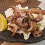 鶏道 - 軍鶏皮焼き
