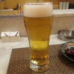 鶏道 - 生ビール