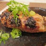 鶏道 - つくね塩だれ焼き