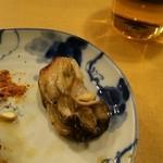 45645973 - 牡蠣(串から外した一つ)