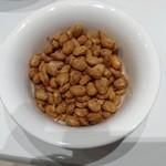 よしの味噌 - ポリポリ納豆
