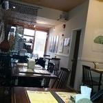 ムンランギットカフェ - 店舗内。