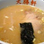 大阪 大勝軒 神山 - つけ麺並盛り¥750(スープアップ)