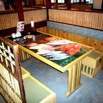 阿波水産 - 魚のテーブルで旨く楽しく