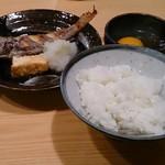 割烹 金ふじ - 焼き魚定食