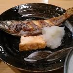 割烹 金ふじ - ムツ焼き