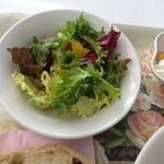 イングリッシュガーデン・ローズカフェ - サラダ