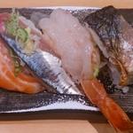 45651913 - 秋味五点セット780円+税