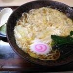 45653110 - 玉子とじ蕎麦(大盛)