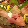 島泉 てつたろう - 料理写真:刺身盛り合わせ