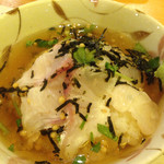 阿波水産 - 鯛茶漬け
