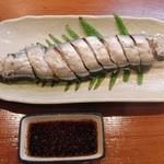 東宝茶屋 - さんまの馴れ寿司