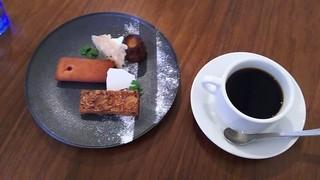 Pâtisserie café 3ème