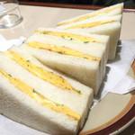 アミー - 玉子サンド ¥450
