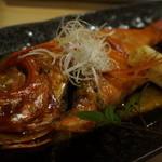江戸前鶴鮨 - 金目の姿煮 2,500円