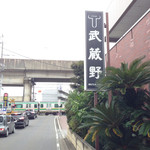 ステーキハウス 武蔵野 -