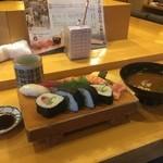 暫寿司 - しばらく亭セット
