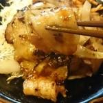 佐原屋 - 生姜焼きアップ