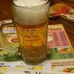 45662959 - 生ビール(スーパードライ)390円 安いです(^^)
