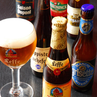 ビール好きのお客様に朗報!世界中の銘柄が集まってます♪