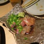 寿司ろばた 八條 - りゅうきゅう
