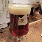 Kurafutobiamakettojimbouchouterasuten - いわて蔵/R-IPA Masaji beer project480円