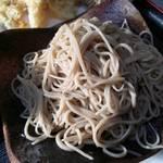 今泉 寿々木 - 蕎麦アップ。