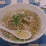 バンコク エクスプレス - ビーフン(スープ)