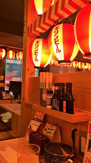 目利きの銀次 品川港南口駅前店 - ジャパニーズイルミネーション!