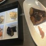 45667210 - 151014ランチ1000円焼魚カツオ