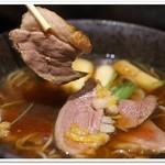 庄吉 - 鴨そば(細麺)